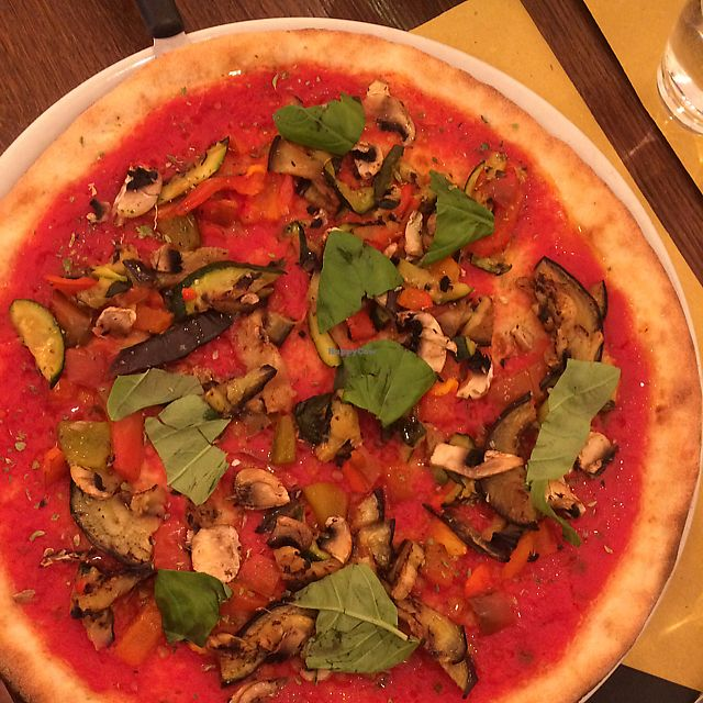 """Photo of Origano   by <a href=""""/members/profile/fiona_k"""">fiona_k</a> <br/>vegan pizza  <br/> June 26, 2017  - <a href='/contact/abuse/image/79677/273706'>Report</a>"""