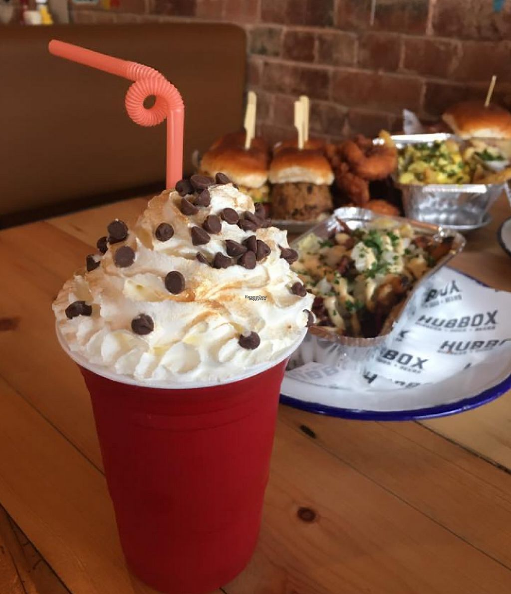 """Photo of Hubbox  by <a href=""""/members/profile/community"""">community</a> <br/>White Chocolate Malt Shake <br/> March 13, 2017  - <a href='/contact/abuse/image/79709/235852'>Report</a>"""