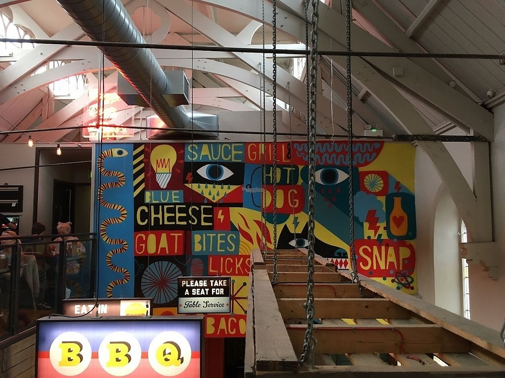 """Photo of Hubbox  by <a href=""""/members/profile/ImogenB"""">ImogenB</a> <br/>Quirky decor at Hubbox <br/> March 15, 2017  - <a href='/contact/abuse/image/79709/236763'>Report</a>"""