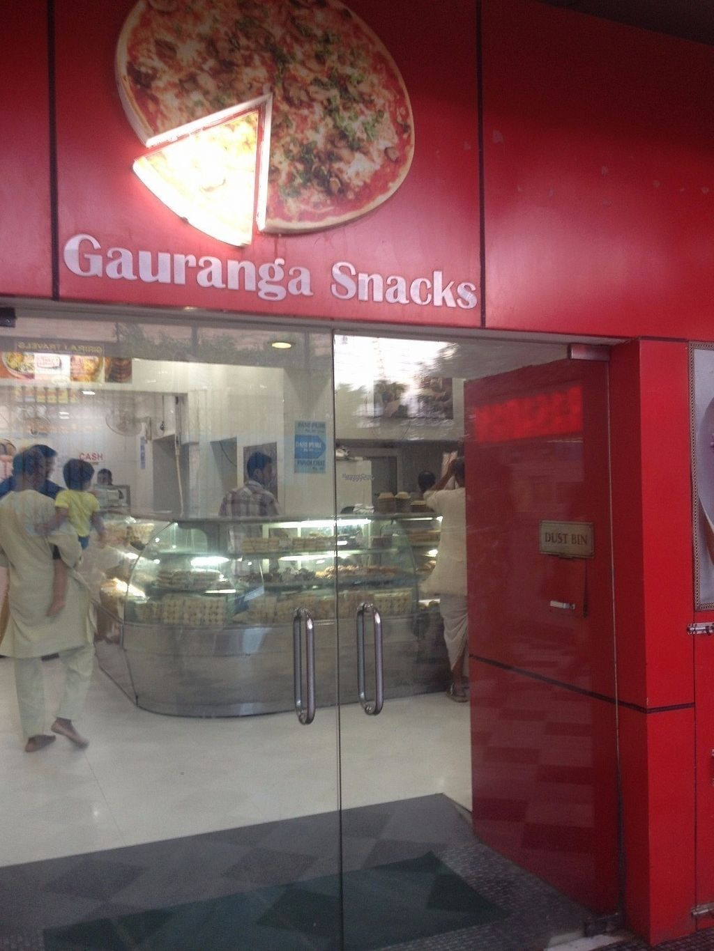 "Photo of Gauranga Snacks  by <a href=""/members/profile/vegan_ryan"">vegan_ryan</a> <br/>Entrance <br/> September 7, 2016  - <a href='/contact/abuse/image/79724/174041'>Report</a>"