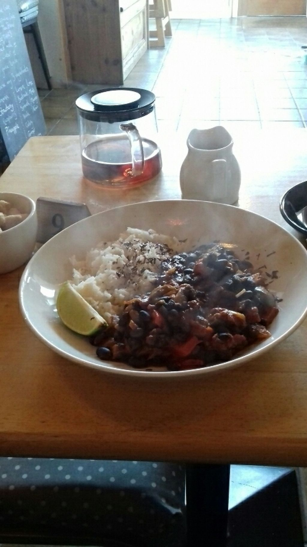 """Photo of Kat's Kitchen  by <a href=""""/members/profile/AidanBrierley"""">AidanBrierley</a> <br/>inside a friendly and tasty cafe <br/> December 28, 2016  - <a href='/contact/abuse/image/79734/205728'>Report</a>"""