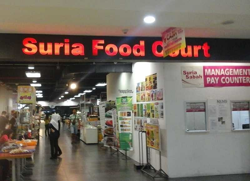 "Photo of Suria Food Court - Vegetarian Food    by <a href=""/members/profile/junya"">junya</a> <br/>Entrance <br/> September 11, 2016  - <a href='/contact/abuse/image/79740/175062'>Report</a>"
