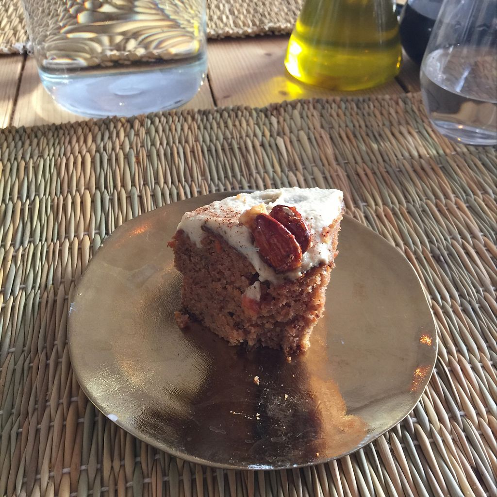 """Photo of Joy Healthyfood  by <a href=""""/members/profile/Prettiplantiful"""">Prettiplantiful</a> <br/>half eaten carrot cake  <br/> February 18, 2017  - <a href='/contact/abuse/image/79775/227861'>Report</a>"""