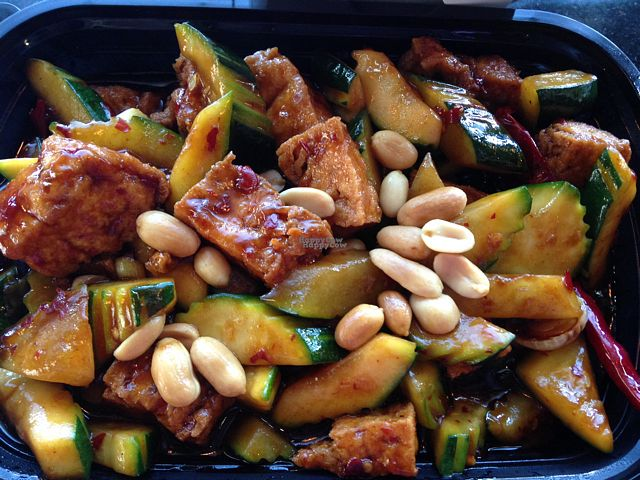 """Photo of Rice Mac  by <a href=""""/members/profile/calamaestra"""">calamaestra</a> <br/>Kung pao tofu  <br/> September 7, 2016  - <a href='/contact/abuse/image/79797/174158'>Report</a>"""
