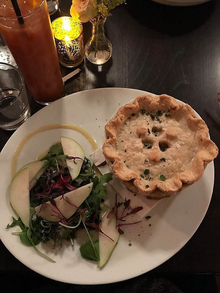 """Photo of Modern Love Brooklyn  by <a href=""""/members/profile/VeganTing"""">VeganTing</a> <br/>Potpie <br/> October 26, 2017  - <a href='/contact/abuse/image/79835/319021'>Report</a>"""