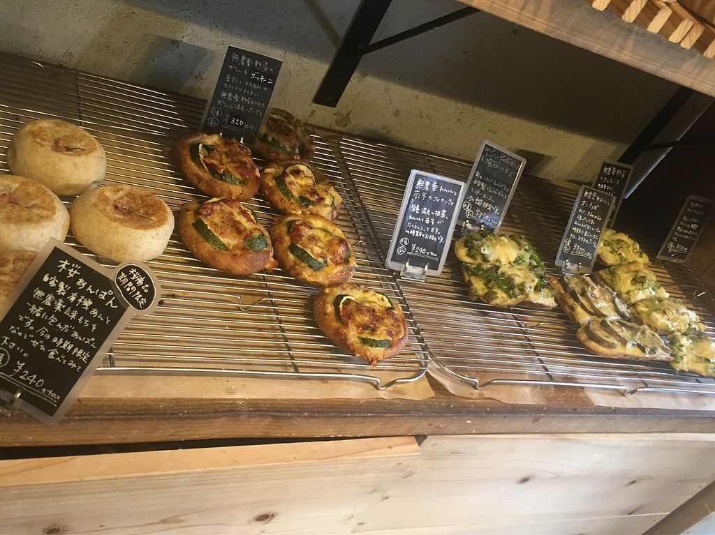 """Photo of Soleil Organic Bakery  by <a href=""""/members/profile/Ace81"""">Ace81</a> <br/>Free choice of good stuff 2 <br/> March 31, 2018  - <a href='/contact/abuse/image/79847/378803'>Report</a>"""