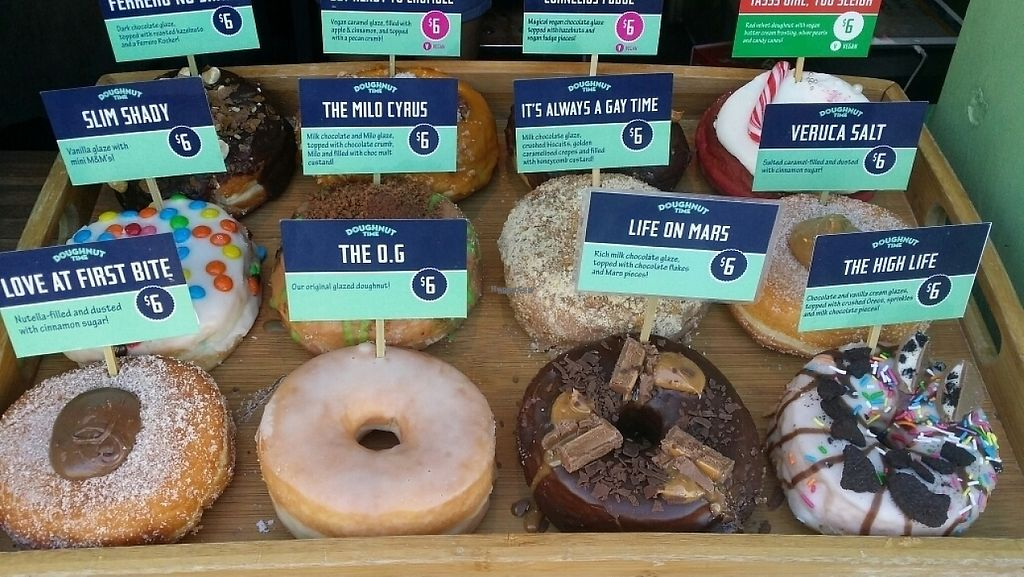 "Photo of CLOSED: Doughnut Time - Fortitude Valley  by <a href=""/members/profile/Mike%20Munsie"">Mike Munsie</a> <br/>donuts <br/> December 28, 2016  - <a href='/contact/abuse/image/79853/205648'>Report</a>"