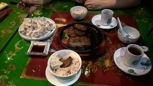 "Photo of Yunlaiju - Windlucky - Shekou District  by <a href=""/members/profile/konsash"">konsash</a> <br/>1. Dumplings. 36 CNY