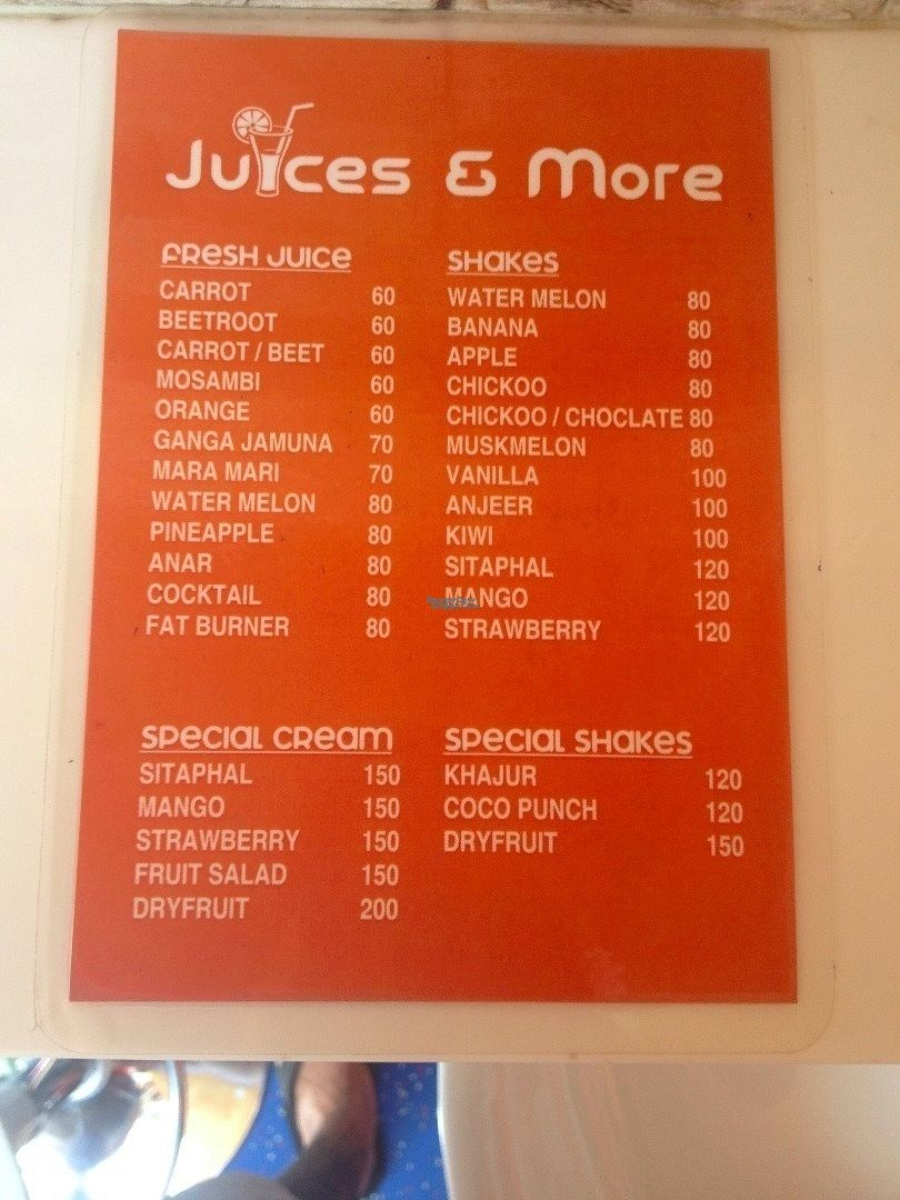 """Photo of Juices & More  by <a href=""""/members/profile/vegan_ryan"""">vegan_ryan</a> <br/>Menu <br/> September 9, 2016  - <a href='/contact/abuse/image/79875/174643'>Report</a>"""