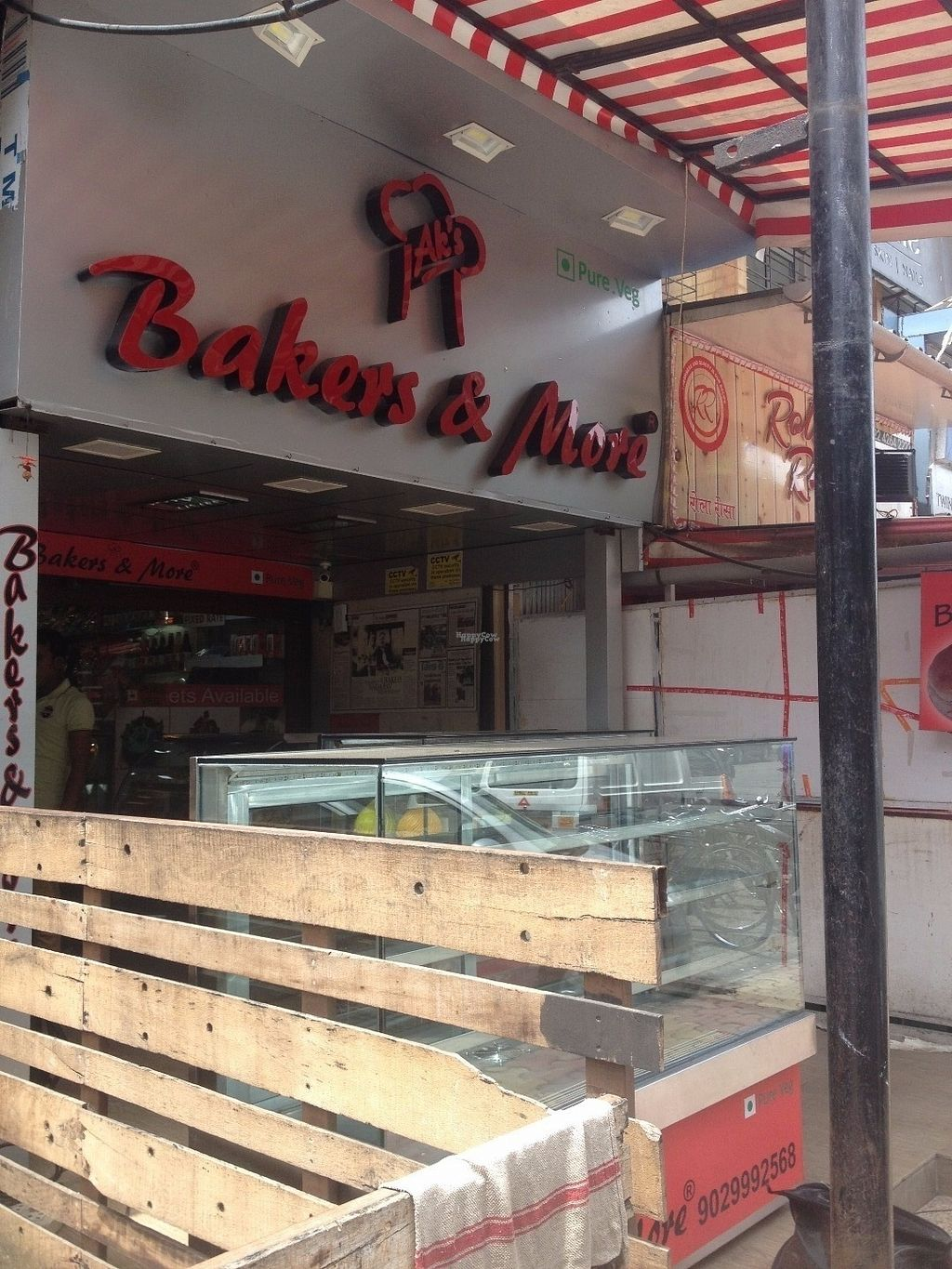 """Photo of Bakers & More  by <a href=""""/members/profile/vegan_ryan"""">vegan_ryan</a> <br/>Exterior <br/> September 9, 2016  - <a href='/contact/abuse/image/79877/174645'>Report</a>"""