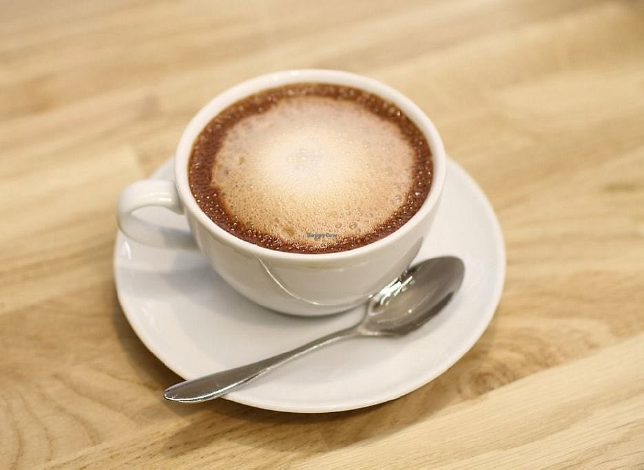 """Photo of rawcoco  by <a href=""""/members/profile/rawcoco"""">rawcoco</a> <br/>chocolat chaud maison. prix : 3,90€ <br/> March 27, 2018  - <a href='/contact/abuse/image/79898/376763'>Report</a>"""