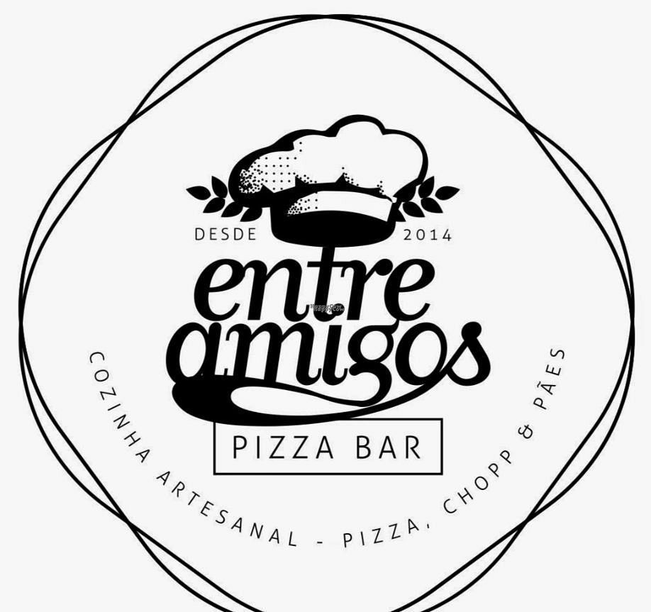 "Photo of Entre Amigos Pizza Bar  by <a href=""/members/profile/bfeitosa"">bfeitosa</a> <br/>Logo <br/> September 15, 2016  - <a href='/contact/abuse/image/79908/175928'>Report</a>"