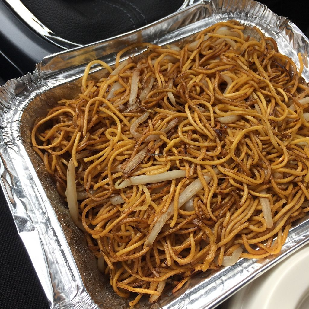"""Photo of Harvest Vegetarian Kitchen  by <a href=""""/members/profile/Hoggy"""">Hoggy</a> <br/>Side order of Noodles and Beansprouts <br/> August 1, 2017  - <a href='/contact/abuse/image/79954/287711'>Report</a>"""