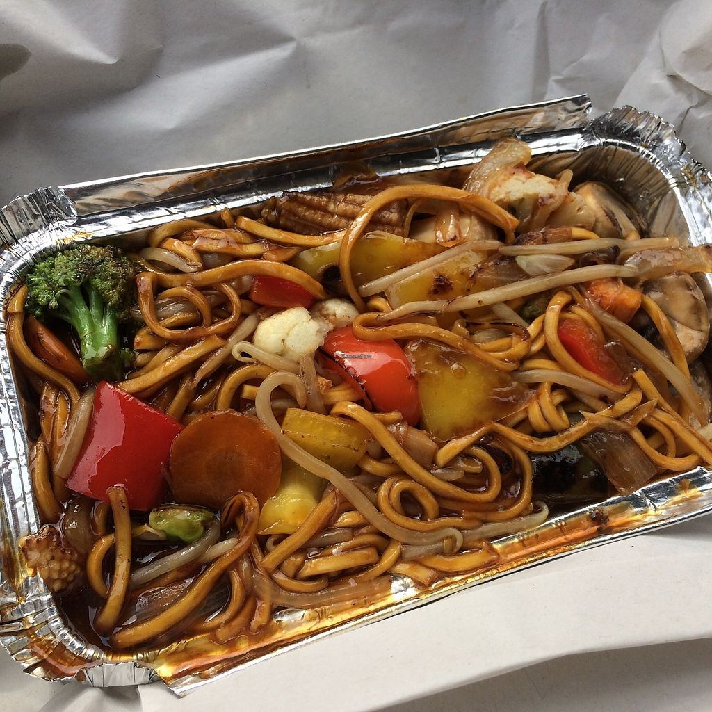 """Photo of Harvest Vegetarian Kitchen  by <a href=""""/members/profile/Hoggy"""">Hoggy</a> <br/>Vegetable Chow Mein <br/> August 1, 2017  - <a href='/contact/abuse/image/79954/287712'>Report</a>"""