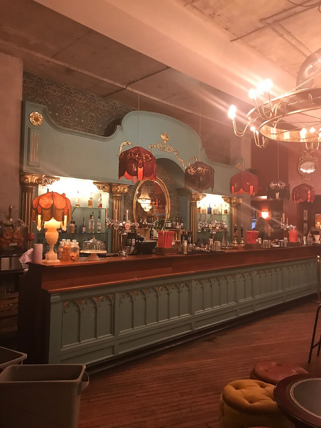 """Photo of The Cosy Club  by <a href=""""/members/profile/MelbourneMegan"""">MelbourneMegan</a> <br/>The Bar <br/> September 8, 2017  - <a href='/contact/abuse/image/79966/302119'>Report</a>"""