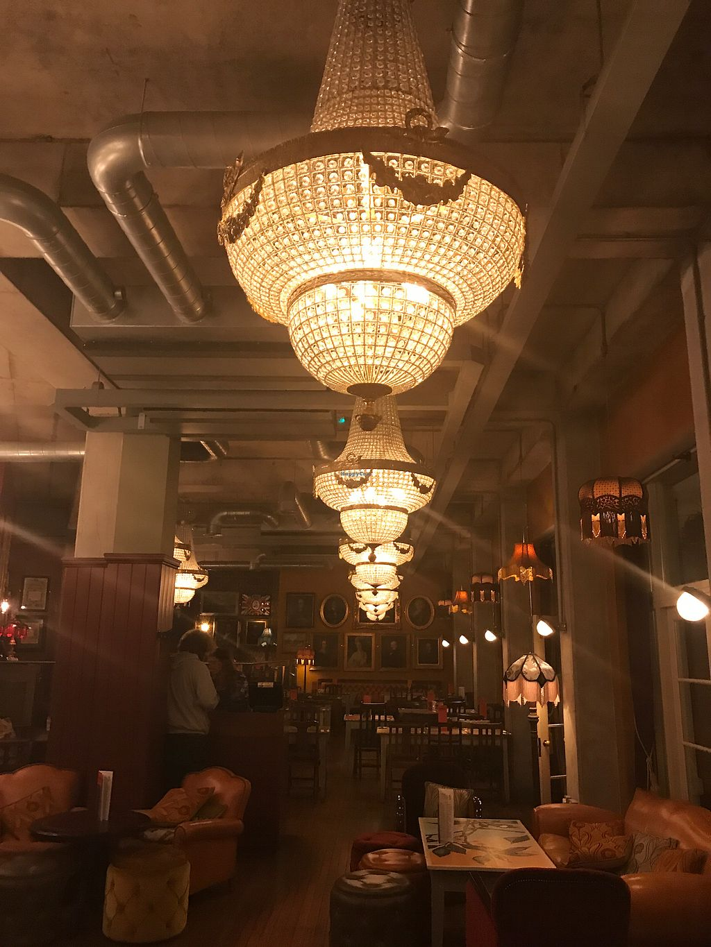 """Photo of The Cosy Club  by <a href=""""/members/profile/MelbourneMegan"""">MelbourneMegan</a> <br/>The Restaurant <br/> September 8, 2017  - <a href='/contact/abuse/image/79966/302120'>Report</a>"""