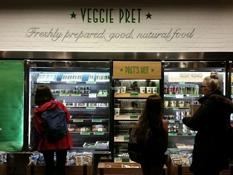 "Photo of Veggie Pret - Broadwick St  by <a href=""/members/profile/eric"">eric</a> <br/>selection <br/> October 4, 2016  - <a href='/contact/abuse/image/79977/179711'>Report</a>"