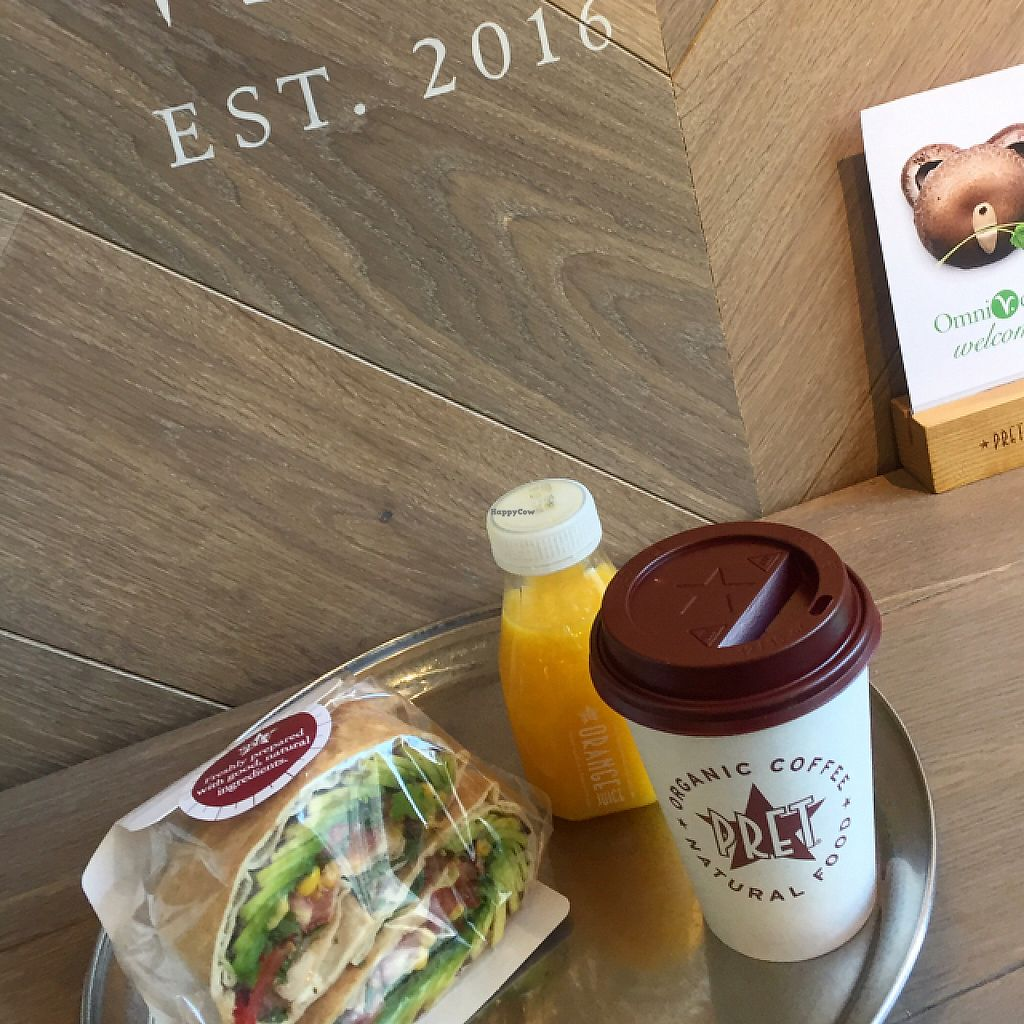 "Photo of Veggie Pret - Broadwick St  by <a href=""/members/profile/Nattnin"">Nattnin</a> <br/> May 20, 2017  - <a href='/contact/abuse/image/79977/260580'>Report</a>"
