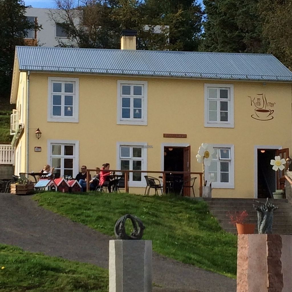 "Photo of Cafe Ilmur  by <a href=""/members/profile/VesantoMelina"">VesantoMelina</a> <br/>Kaffi  Ilmur in Akureyri, Iceland <br/> September 15, 2016  - <a href='/contact/abuse/image/80017/175916'>Report</a>"