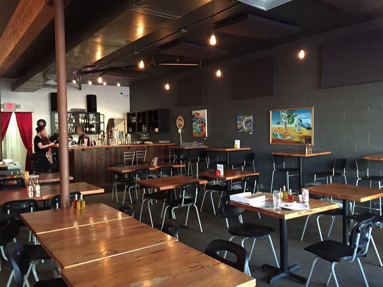 """Photo of Pizzeria Barbarella   by <a href=""""/members/profile/Sallyb33"""">Sallyb33</a> <br/>Inside Dining Area  <br/> September 13, 2016  - <a href='/contact/abuse/image/80041/175454'>Report</a>"""