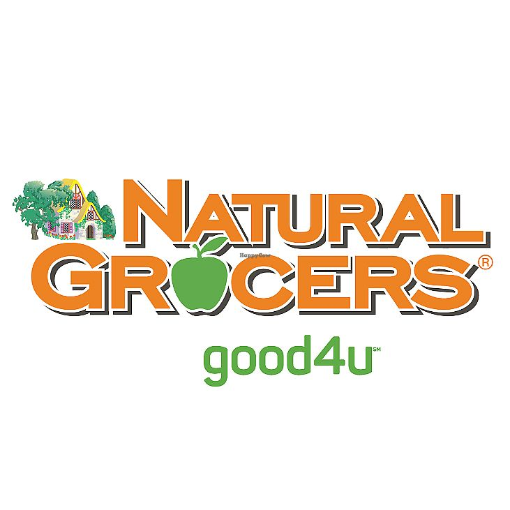 "Photo of Natural Grocers - Central  by <a href=""/members/profile/Nolarbear"">Nolarbear</a> <br/>logo <br/> October 23, 2017  - <a href='/contact/abuse/image/80042/318127'>Report</a>"