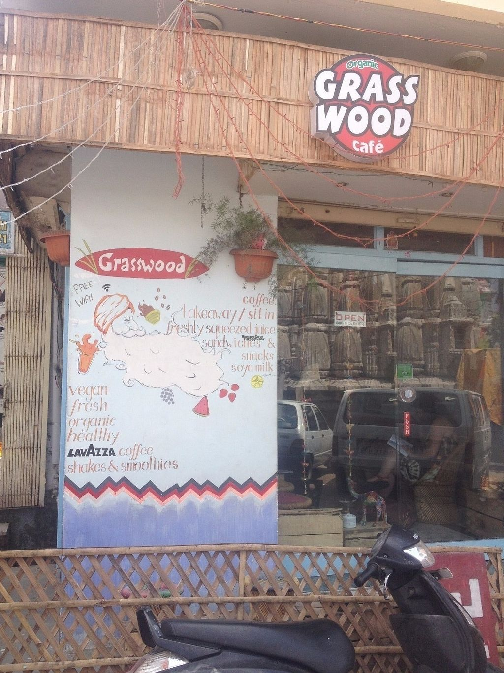 "Photo of Grasswood Cafe  by <a href=""/members/profile/vegan_ryan"">vegan_ryan</a> <br/>Exterior <br/> September 28, 2016  - <a href='/contact/abuse/image/80050/178323'>Report</a>"