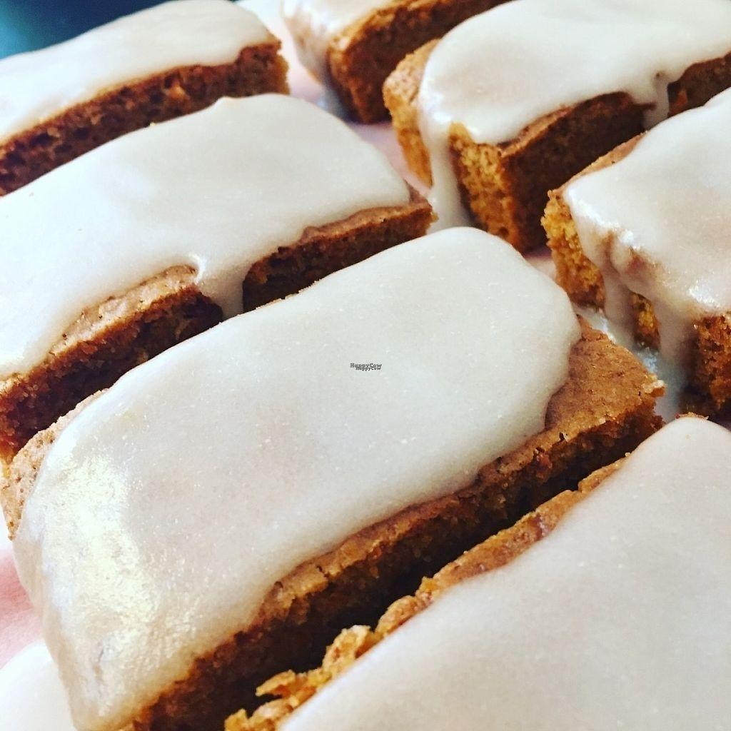 """Photo of Fresco Middelburg  by <a href=""""/members/profile/Gauwigheid"""">Gauwigheid</a> <br/>Vegan carrot cake  <br/> April 27, 2017  - <a href='/contact/abuse/image/80070/253164'>Report</a>"""