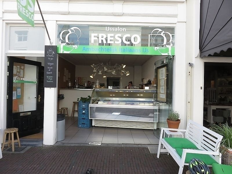 """Photo of Fresco Middelburg  by <a href=""""/members/profile/TrudiBruges"""">TrudiBruges</a> <br/>front of Fresco <br/> April 9, 2018  - <a href='/contact/abuse/image/80070/382771'>Report</a>"""