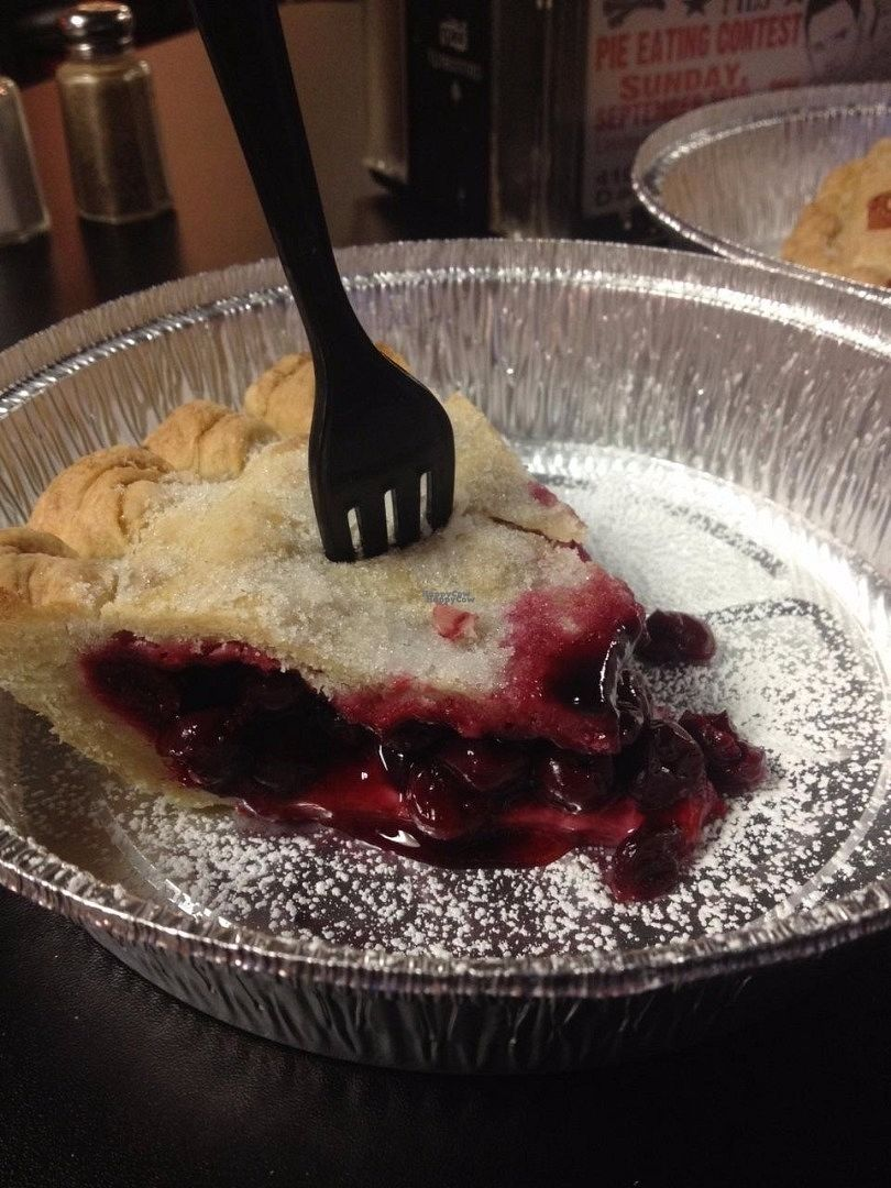 """Photo of Dangerously Delicious Pies  by <a href=""""/members/profile/veggie_htx"""">veggie_htx</a> <br/>Sour cherry pie <br/> September 13, 2016  - <a href='/contact/abuse/image/80074/175490'>Report</a>"""