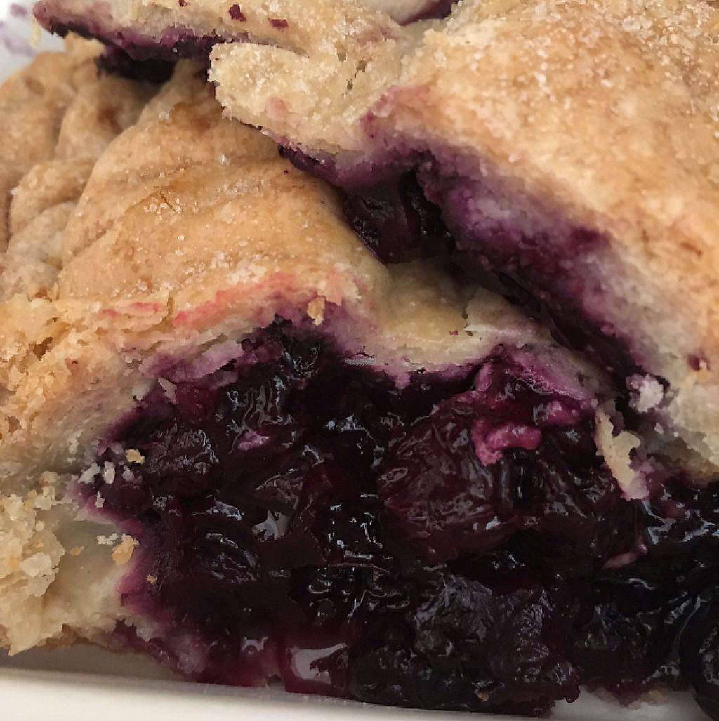 """Photo of Dangerously Delicious Pies  by <a href=""""/members/profile/nardanddee"""">nardanddee</a> <br/>blueberry!!!! <br/> February 9, 2017  - <a href='/contact/abuse/image/80074/224639'>Report</a>"""