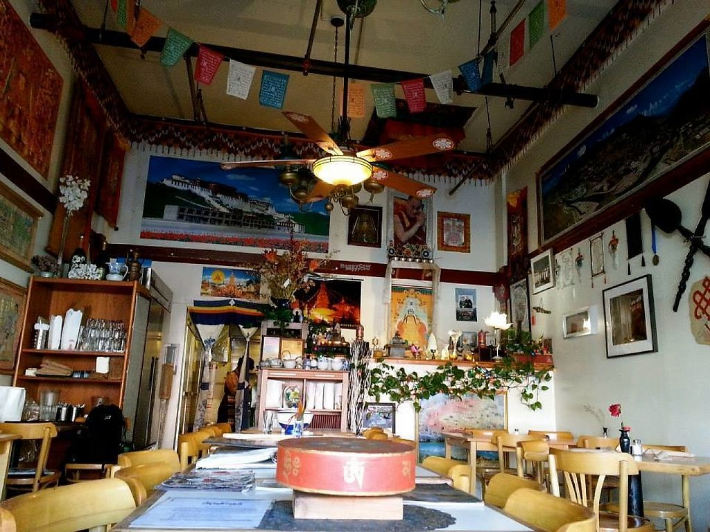 "Photo of Cafe Tibet  by <a href=""/members/profile/community"">community</a> <br/>Inside Cafe Tibet <br/> February 18, 2017  - <a href='/contact/abuse/image/80091/227774'>Report</a>"
