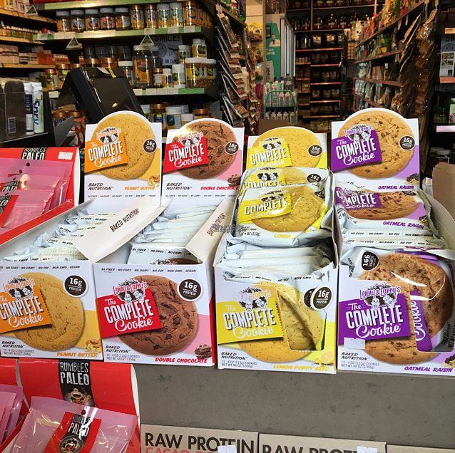 """Photo of Wholefoods Merchant  by <a href=""""/members/profile/beevegan"""">beevegan</a> <br/>  <br/> September 14, 2016  - <a href='/contact/abuse/image/80098/175555'>Report</a>"""