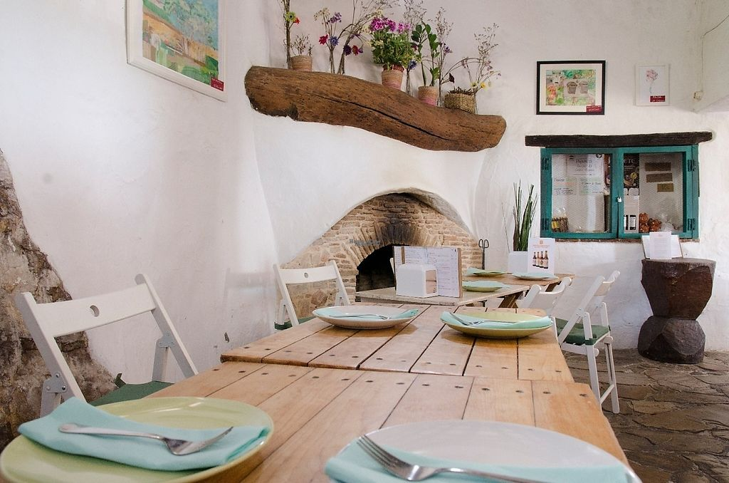 "Photo of EcoTaperia El Cortijo  by <a href=""/members/profile/EcoTaper%C3%ADaElCortijo"">EcoTaperíaElCortijo</a> <br/>Intimate, rural, beautiful typical Andalusian house, small gastro bar where eat fresh homemade specials made with only organic products <br/> February 8, 2017  - <a href='/contact/abuse/image/80099/224307'>Report</a>"