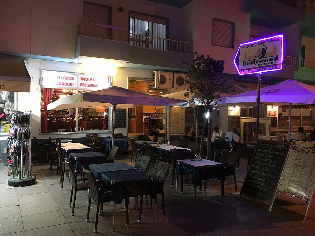"""Photo of Bollywood Indian Restaurant  by <a href=""""/members/profile/hack_man"""">hack_man</a> <br/>Outside at night  <br/> September 4, 2017  - <a href='/contact/abuse/image/80111/300950'>Report</a>"""