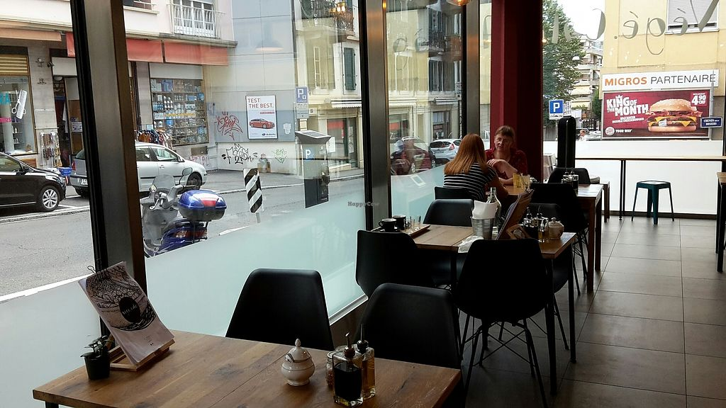 """Photo of Vege Cafe  by <a href=""""/members/profile/vegankiwis"""">vegankiwis</a> <br/>Nice environment at vege cafe <br/> July 7, 2017  - <a href='/contact/abuse/image/80123/277638'>Report</a>"""