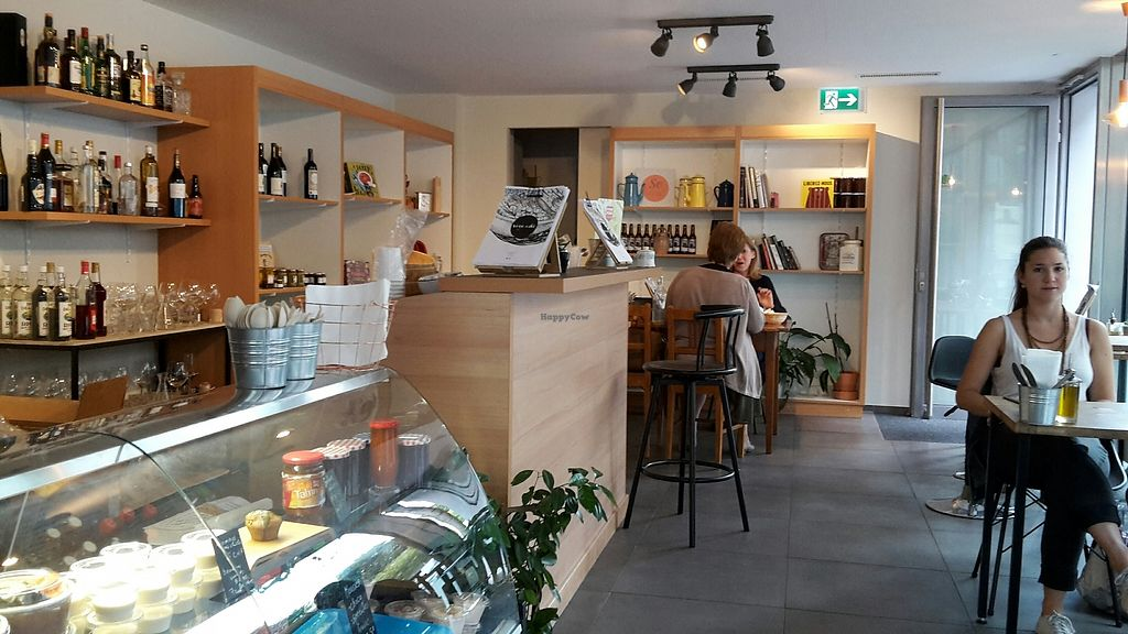 """Photo of Vege Cafe  by <a href=""""/members/profile/vegankiwis"""">vegankiwis</a> <br/>vege cafe <br/> July 7, 2017  - <a href='/contact/abuse/image/80123/277639'>Report</a>"""