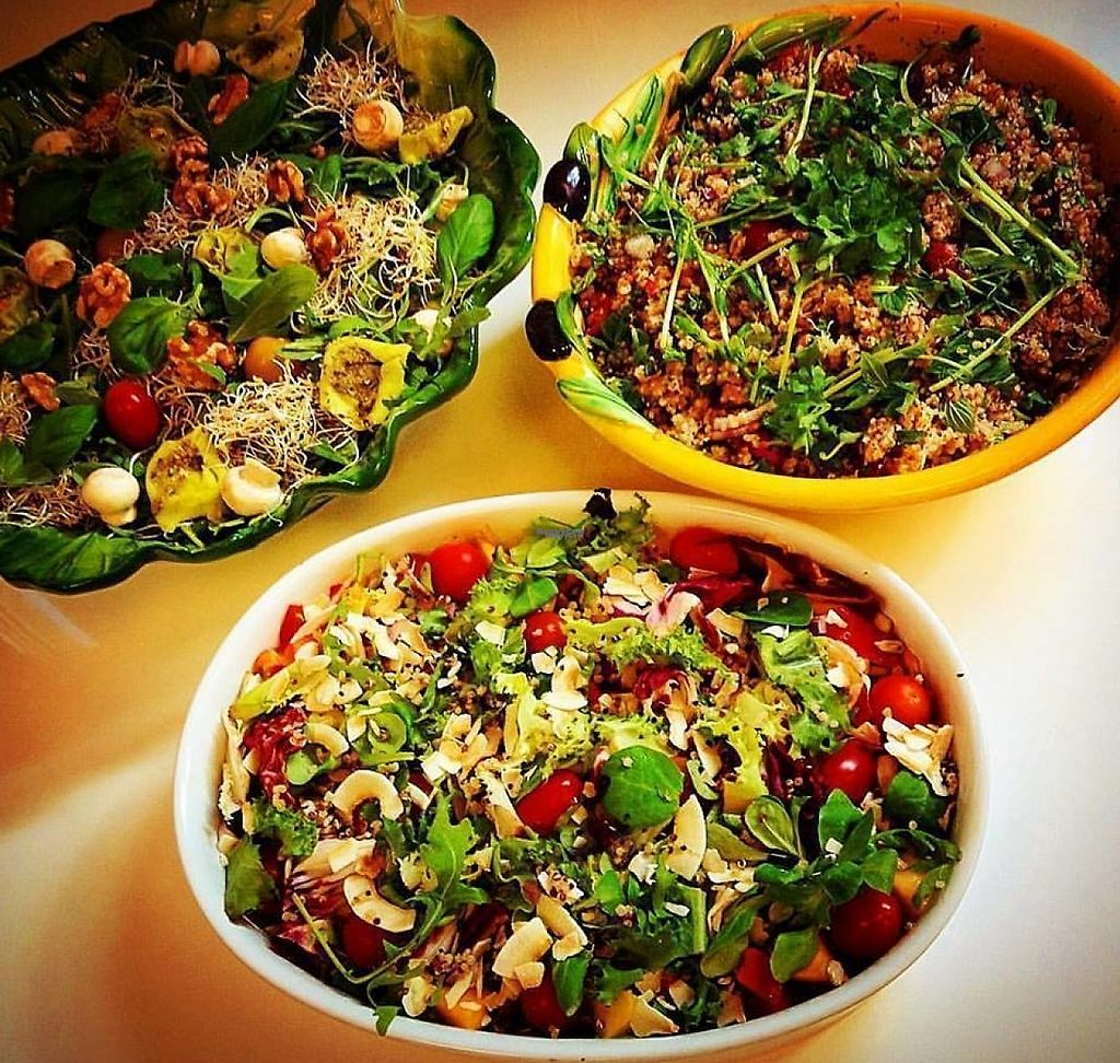 """Photo of Truth Health Spirit  by <a href=""""/members/profile/community"""">community</a> <br/>salad bowls  <br/> September 22, 2016  - <a href='/contact/abuse/image/80140/244214'>Report</a>"""