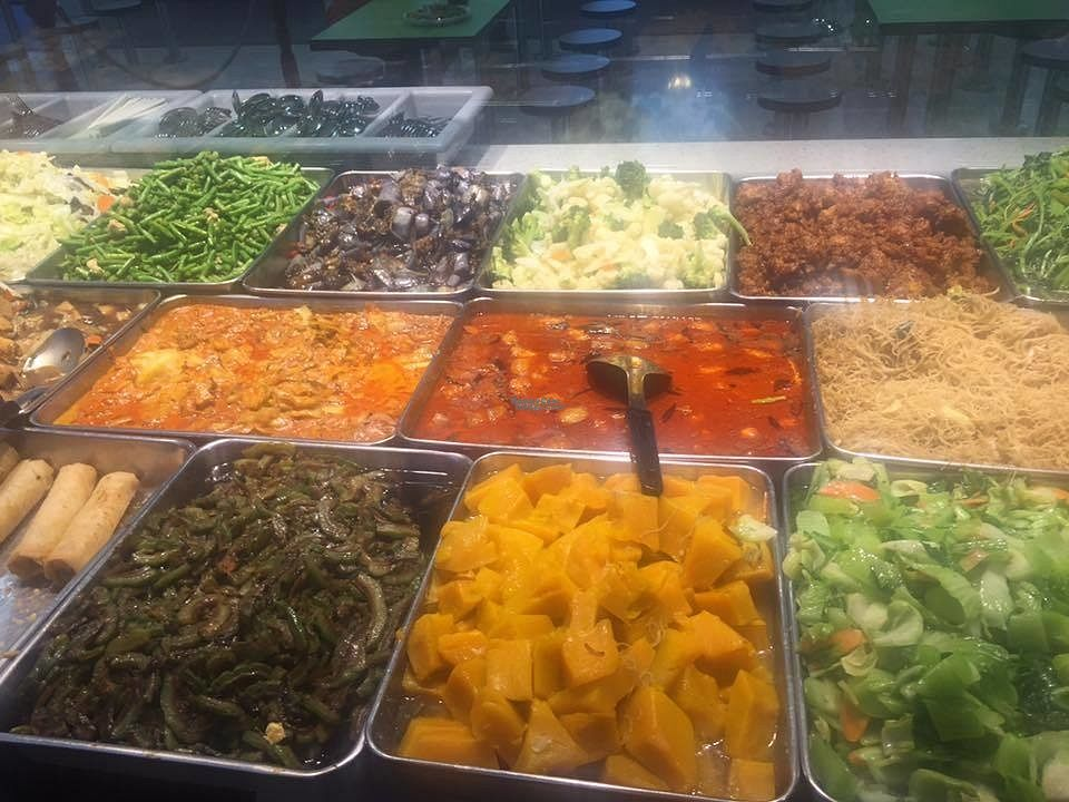 """Photo of Vegetarian at FM Food Master  by <a href=""""/members/profile/community"""">community</a> <br/>vegetarian dishes  <br/> September 23, 2016  - <a href='/contact/abuse/image/80155/177551'>Report</a>"""