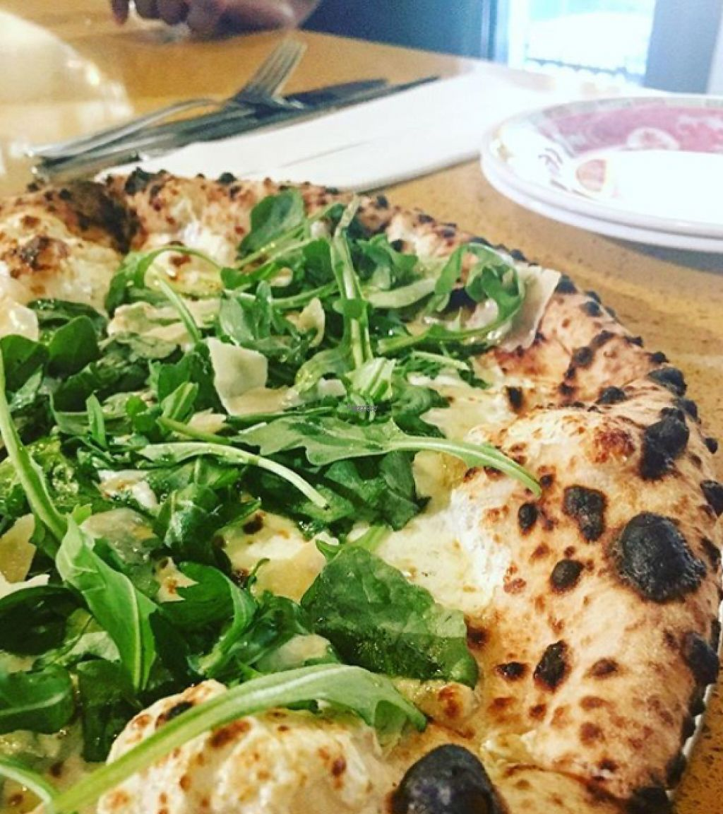 """Photo of Paulie Gee's  by <a href=""""/members/profile/ilonalallo"""">ilonalallo</a> <br/>Various delicious vegan pizza's available on the menu! <br/> September 17, 2016  - <a href='/contact/abuse/image/80169/196782'>Report</a>"""