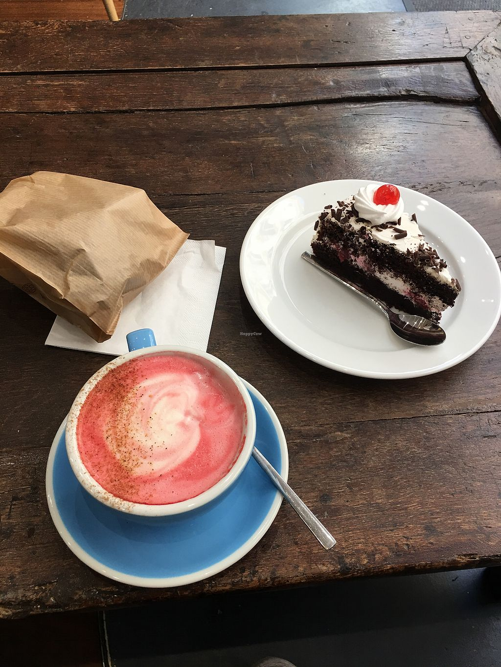 "Photo of Cloud Cakes  by <a href=""/members/profile/lvasquared"">lvasquared</a> <br/>Beetroot latte and cake <br/> May 5, 2018  - <a href='/contact/abuse/image/80175/395660'>Report</a>"