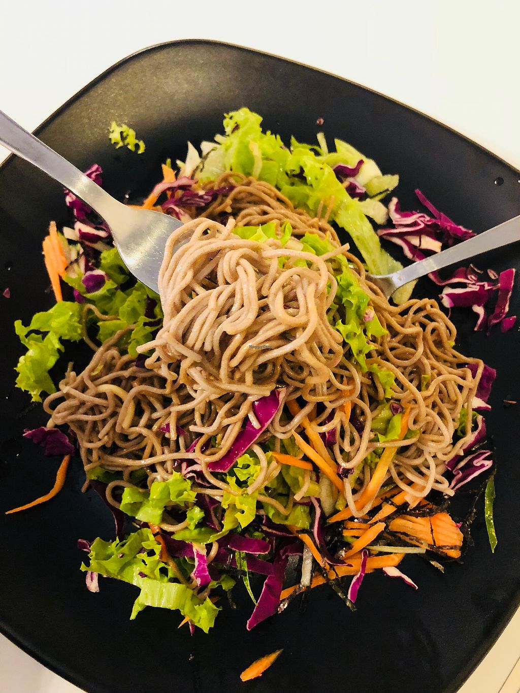 "Photo of Art of Dao  by <a href=""/members/profile/CherylQuincy"">CherylQuincy</a> <br/>Cold Soba Noodles <br/> January 17, 2018  - <a href='/contact/abuse/image/80222/347395'>Report</a>"