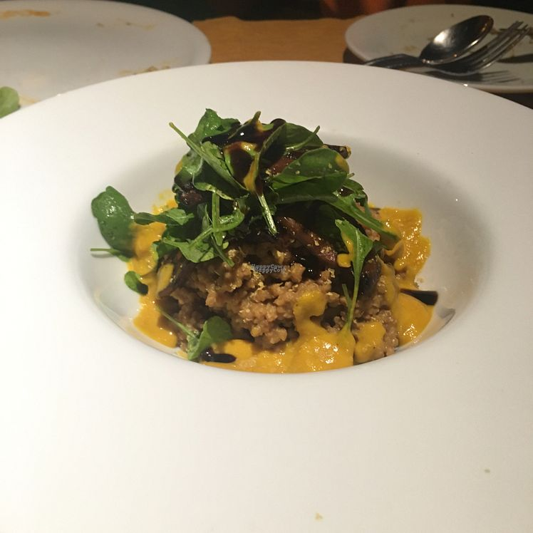 """Photo of The Coast  by <a href=""""/members/profile/Abdulaziz"""">Abdulaziz</a> <br/>vegan risotto <br/> September 19, 2016  - <a href='/contact/abuse/image/80263/176623'>Report</a>"""