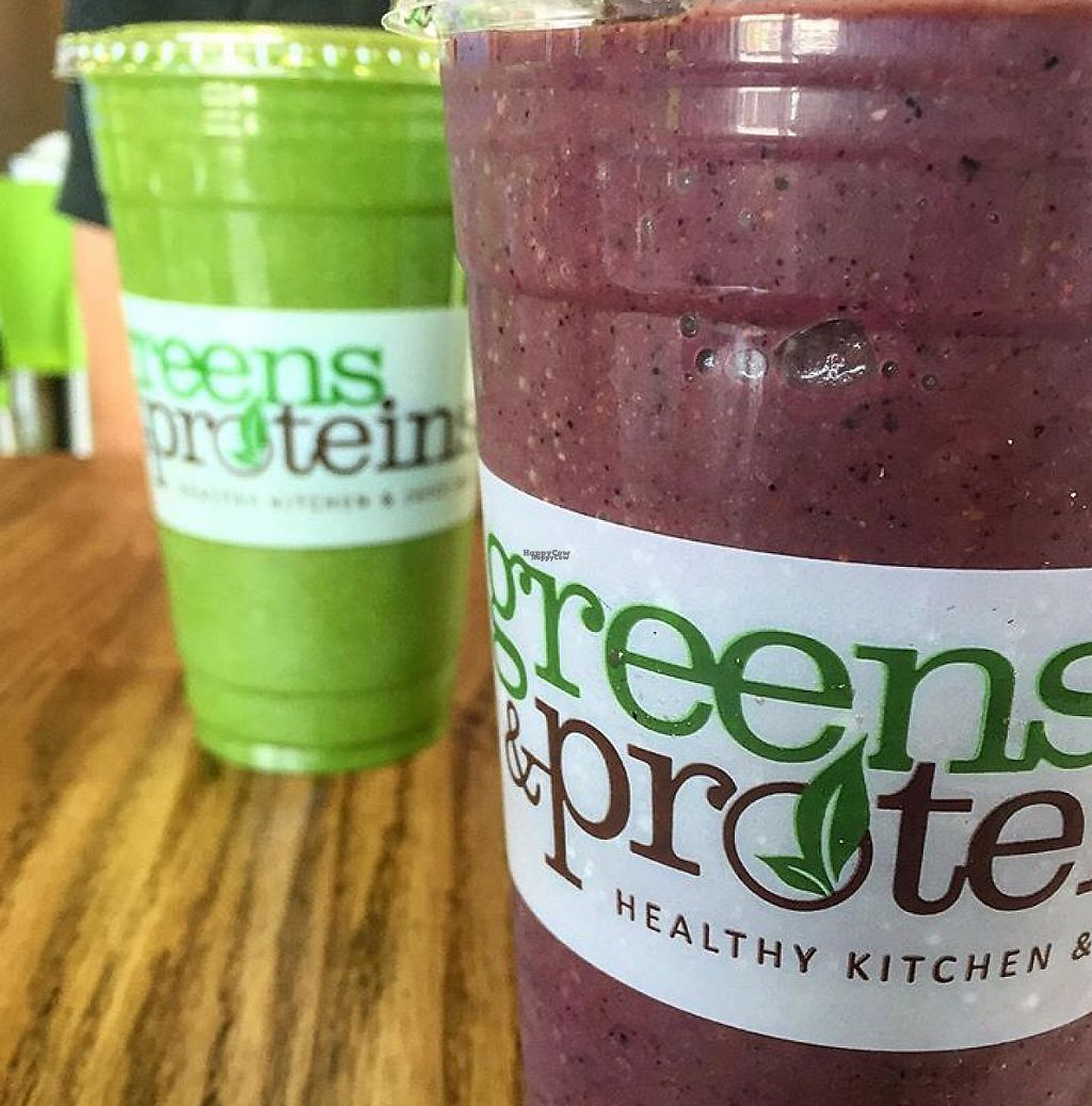"""Photo of Greens and Proteins - Decatur  by <a href=""""/members/profile/JSanchez487"""">JSanchez487</a> <br/>Smoothie & Juice  <br/> September 19, 2016  - <a href='/contact/abuse/image/80291/208140'>Report</a>"""