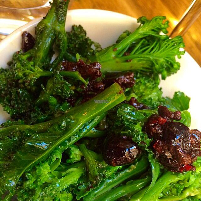 """Photo of The Muddlers Club  by <a href=""""/members/profile/CiaraSlevin"""">CiaraSlevin</a> <br/>Broccoli with black olives & chilli side <br/> September 18, 2016  - <a href='/contact/abuse/image/80295/176583'>Report</a>"""