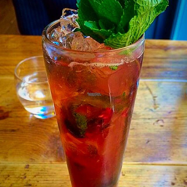 """Photo of The Muddlers Club  by <a href=""""/members/profile/CiaraSlevin"""">CiaraSlevin</a> <br/>Pistol Berry Mojito  <br/> September 18, 2016  - <a href='/contact/abuse/image/80295/176585'>Report</a>"""