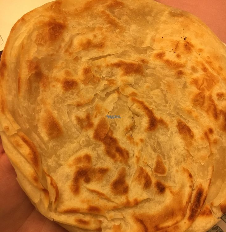 "Photo of Manjal Indian Fusion  by <a href=""/members/profile/LexaCastro"">LexaCastro</a> <br/>malabar paratha <br/> September 23, 2016  - <a href='/contact/abuse/image/80300/177503'>Report</a>"