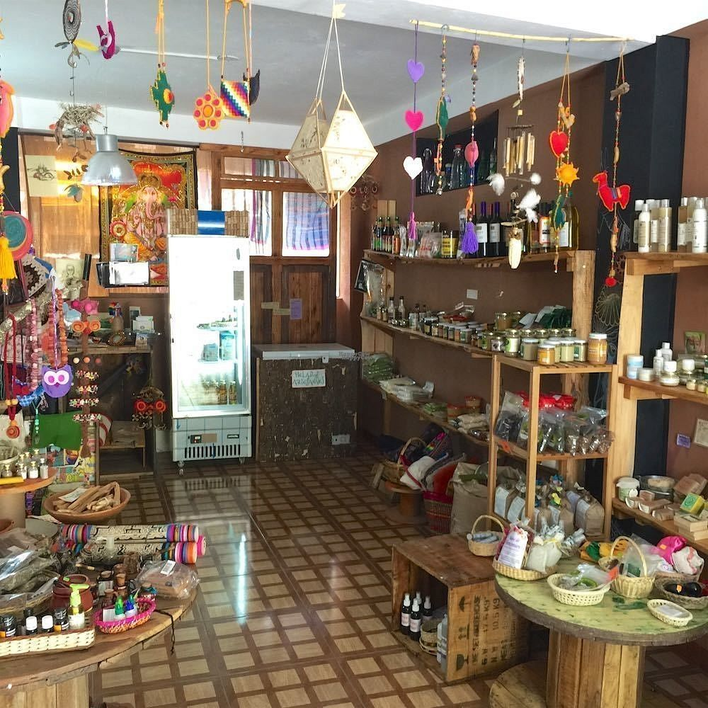"""Photo of Kaia Sharanam  by <a href=""""/members/profile/earthville"""">earthville</a> <br/>Small shop with lots of stuff <br/> September 19, 2016  - <a href='/contact/abuse/image/80333/176882'>Report</a>"""