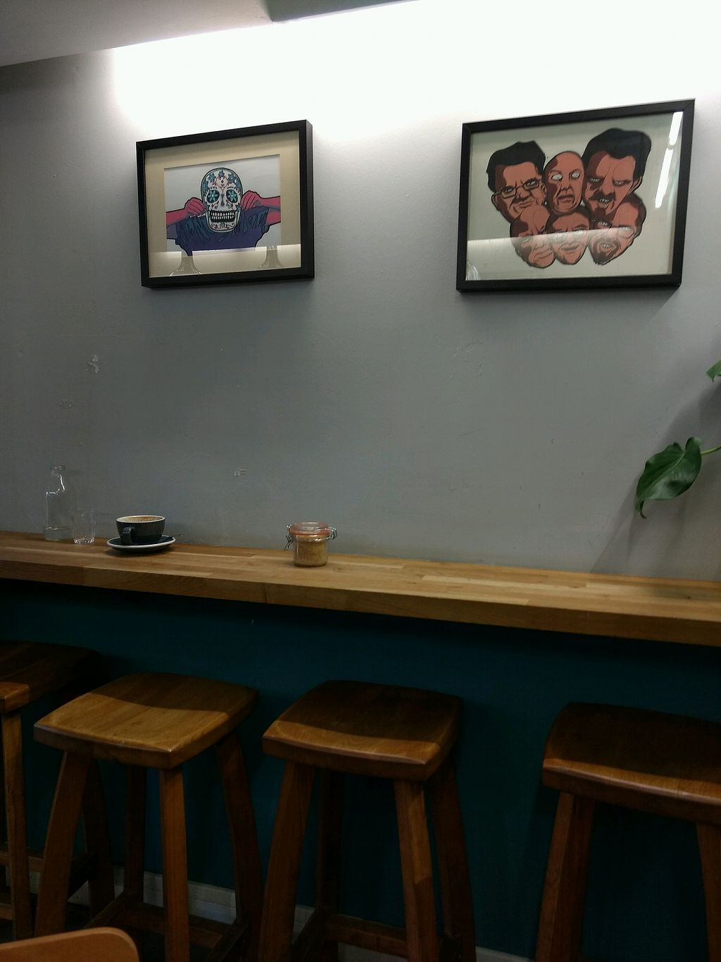 """Photo of Castello Coffee - Castle St  by <a href=""""/members/profile/craigmc"""">craigmc</a> <br/>25% of the seats <br/> January 8, 2018  - <a href='/contact/abuse/image/80362/344366'>Report</a>"""