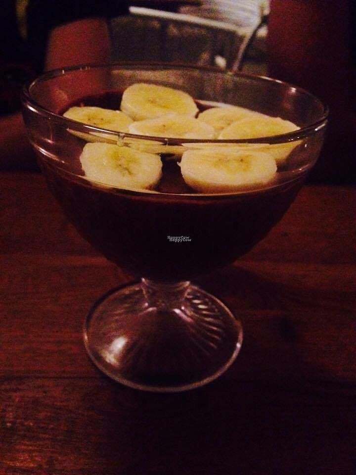 """Photo of Coco Boheme  by <a href=""""/members/profile/Kyttiara"""">Kyttiara</a> <br/>Chocolate mousse with banana (vegan) <br/> September 26, 2016  - <a href='/contact/abuse/image/80385/178058'>Report</a>"""