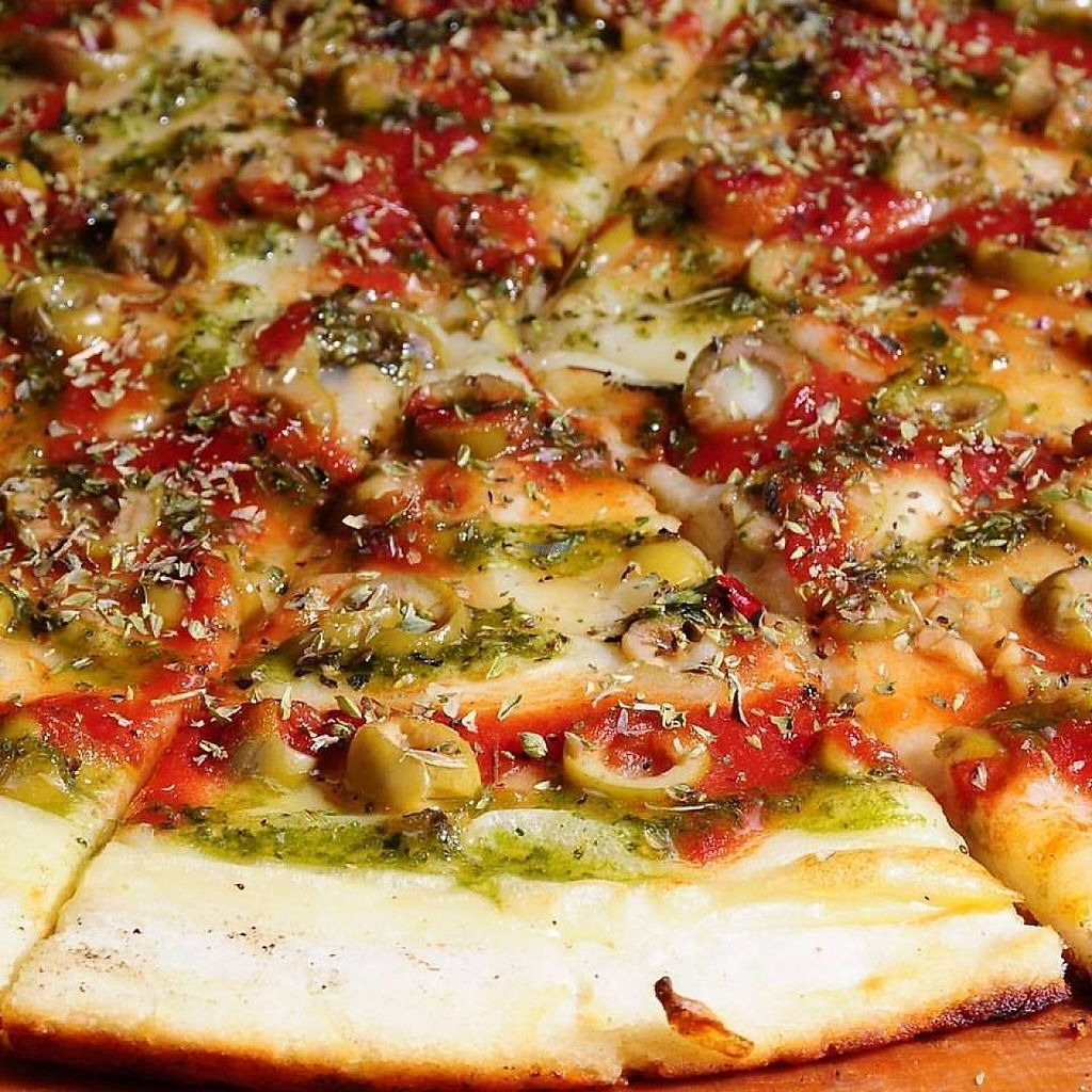 """Photo of Pizza Vegana - Recoleta  by <a href=""""/members/profile/madjennsy"""">madjennsy</a> <br/>Pizza Vegana - Recoleta <br/> November 12, 2016  - <a href='/contact/abuse/image/80421/188974'>Report</a>"""